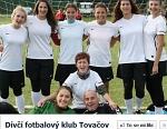 Divčí fotbalový klub Tovačov